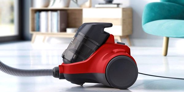 Podlahový vysavač Electrolux Ease C4 EC41-ANIM červený4