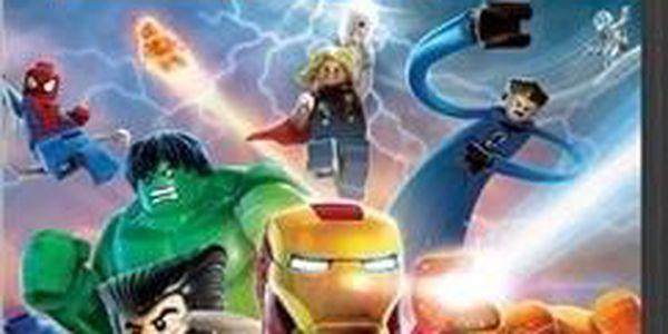 Hra Ostatní PC Lego Marvel Super Heroes (PC HRA)2