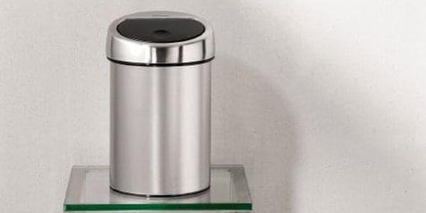 Odpadkový koš Brabantia Touch Bin 3 l5