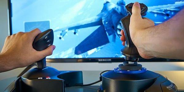 Joystick Thrustmaster T. Flight Hotas 4 Ace Combat 7 pro PS4, PS4 PRO a PC (4160647) + DOPRAVA ZDARMA5