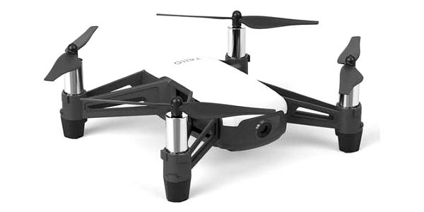 Dron Ryze Tech Tello Boost Combo černý/bílý3
