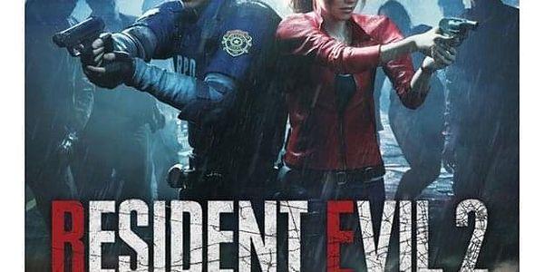 Hra Capcom PC Resident Evil 2 (CEPC18042)