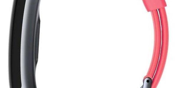 Fitness náramek Umax U-Band 120HR (UB517) červený4