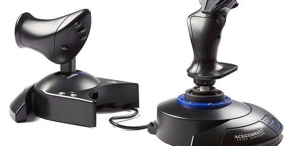 Joystick Thrustmaster T. Flight Hotas 4 Ace Combat 7 pro PS4, PS4 PRO a PC (4160647)