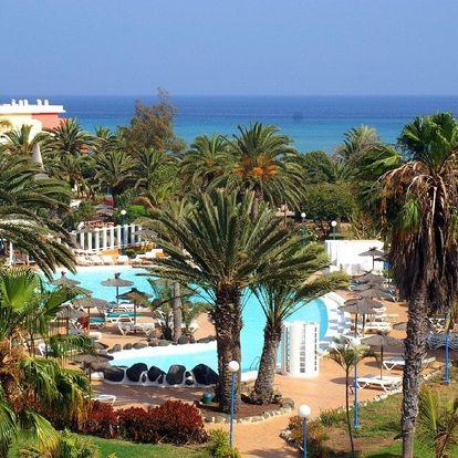 Kanárské ostrovy - Fuerteventura na 8 až 15 dní, all inclusive s dopravou letecky z Prahy, Fuerteventura