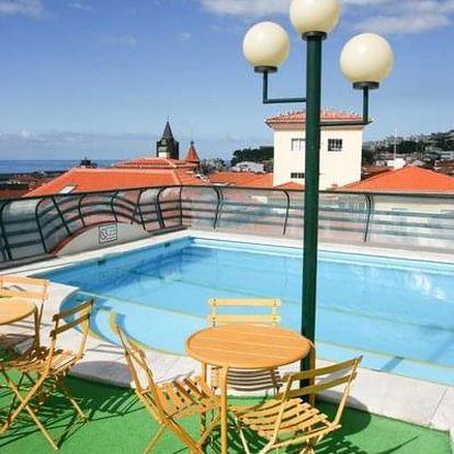 Madeira - Funchal na 4 dny, snídaně s dopravou letecky z Prahy, Funchal