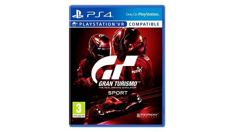 Hra Sony PlayStation 4 Gran Turismo Sport Spec II (PS719319306)