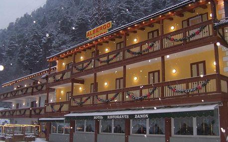 Itálie, Val di Fiemme | Hotel Zanon*** | Wellness centrum | Ubytování, polopenze