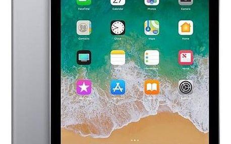 Dotykový tablet Apple iPad (2018) Wi-Fi 32 GB - Space Gray (MR7F2FD/A)