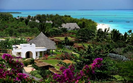 Zanzibar - Nungwi na 11 až 14 dní, all inclusive s dopravou letecky z Prahy, Nungwi
