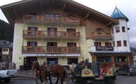 Itálie - Val di Fassa e Carezza na 4 až 8 dní, polopenze, Val di Fassa e Carezza