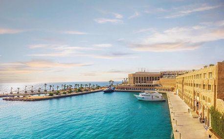 Egypt - Sahl Hasheesh na 8 dní, all inclusive s dopravou letecky z Prahy nebo letecky z Brna, Sahl Hasheesh