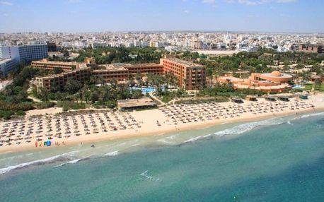 Tunisko - Sousse letecky na 8-12 dnů, all inclusive