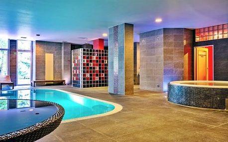 Brno: relax v Hotelu Fontána *** u přehrady s polopenzí a možností wellness