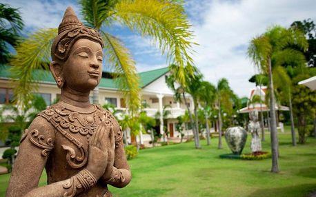 Thajsko - Pattaya na 10 dní, snídaně s dopravou letecky z Prahy, Pattaya