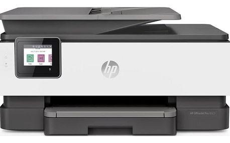 Tiskárna multifunkční HP Officejet Pro 8023 (1KR64B#A80)