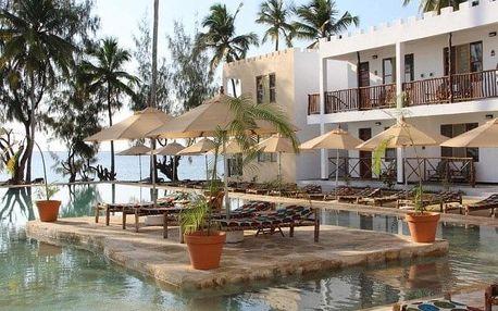 Zanzibar - Uroa na 11 až 14 dní, all inclusive s dopravou letecky z Prahy nebo letecky z Bratislavy, Uroa