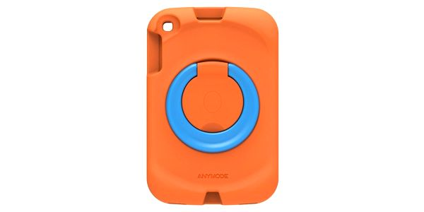 Kryt Samsung Kids Cover pro Galaxy Tab A 10.1 2019 oranžový (GP-FPT515AMAOW)