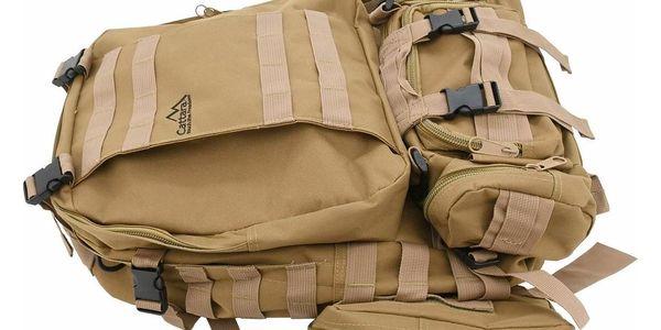 CATTARA 55l ARMY 13866 batoh4