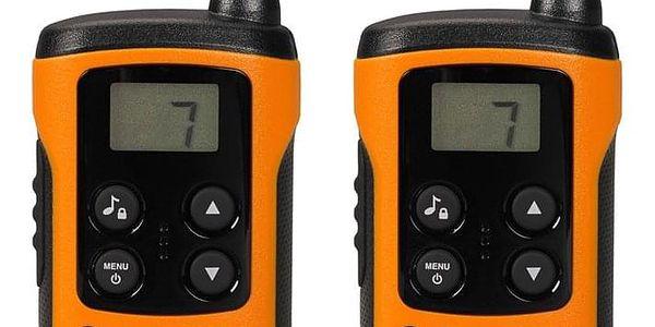 Vysílačky Motorola TLKR T41 oranžové (P14MAA03A1BJ)