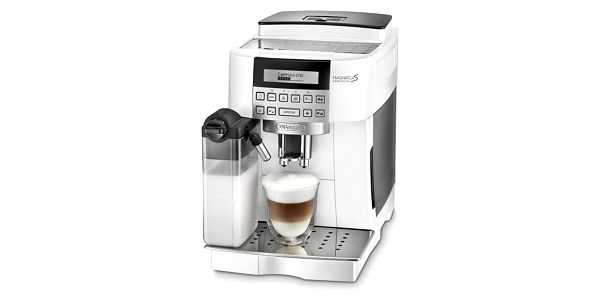 Espresso DeLonghi Magnifica S ECAM 22.360.W + dárky (444974)