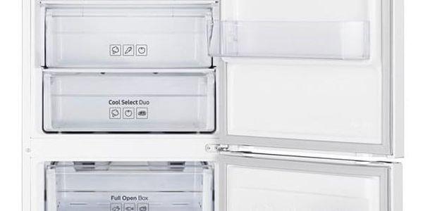 Chladnička s mrazničkou Samsung RB3000 RB33N341MWW/EF bílá + DOPRAVA ZDARMA2