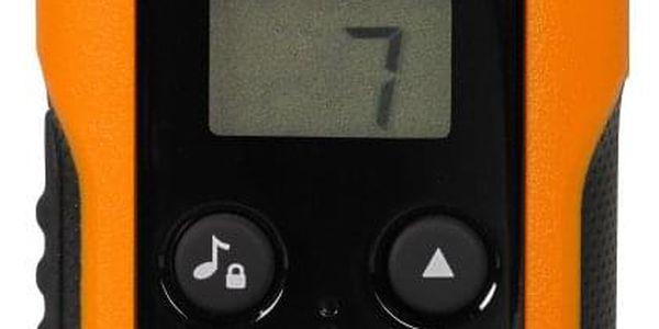 Vysílačky Motorola TLKR T41 (P14MAA03A1BJ) oranžové3