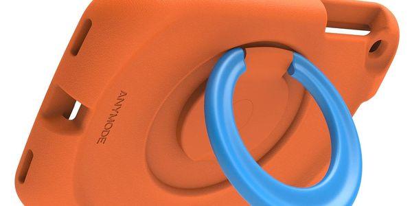 Kryt Samsung Kids Cover pro Galaxy Tab A 10.1 2019 (GP-FPT515AMAOW) oranžový2