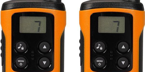 Vysílačky Motorola TLKR T41 (P14MAA03A1BJ) oranžové4