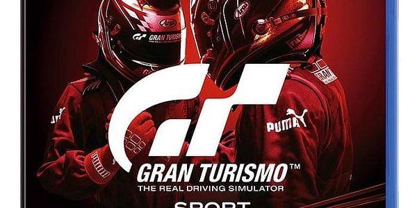 Hra Sony PlayStation 4 Gran Turismo Sport Spec II (PS719319306)
