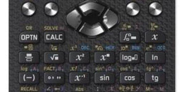 Kalkulačka Casio ClassWiz FX 991 CE X černá (FX 991 CE X)