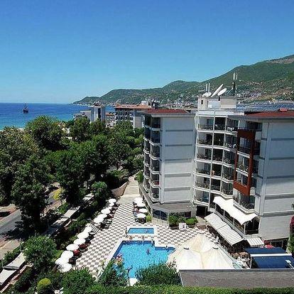 Turecko - Alanya letecky na 8-16 dnů, polopenze