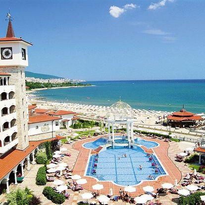Bulharsko - Slunečné pobřeží na 8-15 dnů, polopenze