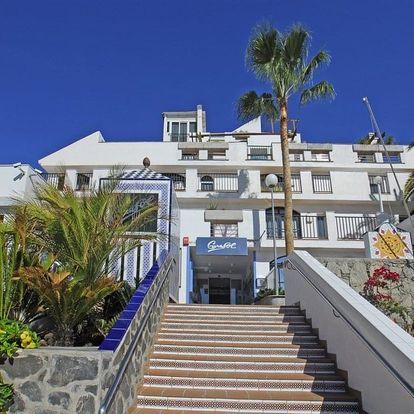 Kanárské ostrovy - Gran Canaria na 8 dní, bez stravy nebo snídaně s dopravou letecky z Prahy, Gran Canaria