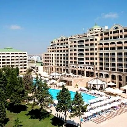 Bulharsko - Nesebar na 8-15 dnů, all inclusive