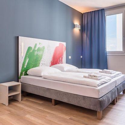 Itálie: A&O Hostel Venezia Mestre