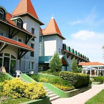 Thermal Hotel, Maďarsko, Termální lázně Maďarsko, Mosonmagyaróvár
