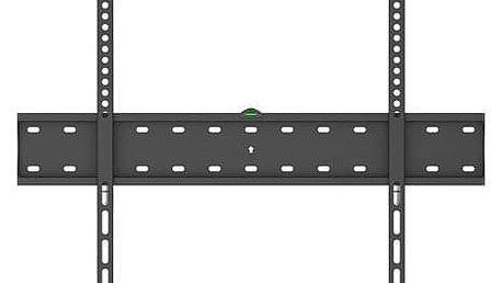 """Držák TV GoGEN XL pevný, pro úhlopříčky 37"""" až 70"""", nosnost 40 kg černý (GOGDRZAKFIXXL2)"""