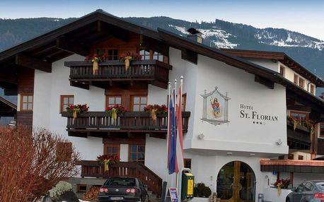 Rakousko - Kaprun / Zell am See na 5 až 8 dní, polopenze, Kaprun / Zell am See