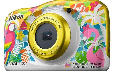 Digitální fotoaparát Nikon Coolpix W150 BACKPACK KIT