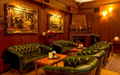 Piešťany: relax v Grand Hotelu Sergijo **** s plnou penzí a procedurami