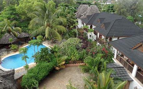Zanzibar - Nungwi na 9 dní, snídaně s dopravou letecky z Prahy, Nungwi