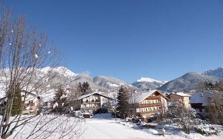 Itálie - Val di Fiemme/Obereggen na 5 až 8 dní, snídaně nebo polopenze, Val di Fiemme/Obereggen