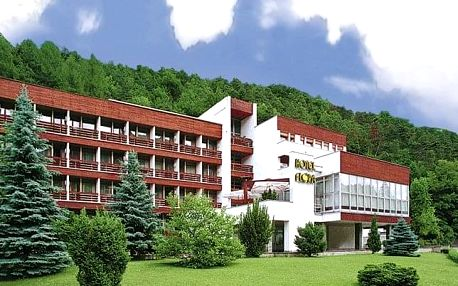 Slovensko - Trenčianske Teplice na 6 dní, polopenze, Trenčianske Teplice