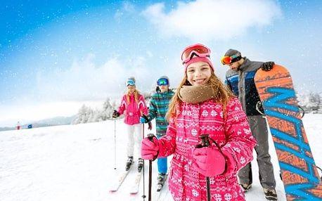 Jeseníky u skiareálů: Hotel Džbán *** s Thermal Parkem či pivní koupelí