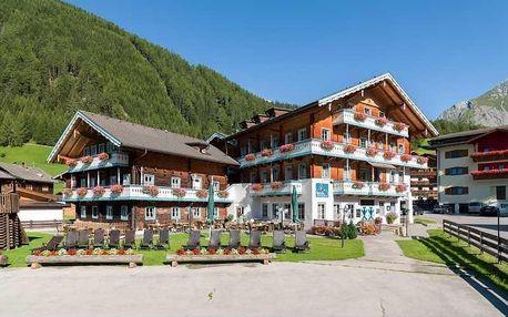 Rakousko - Tyrolsko na 8 dní, plná penze, Tyrolsko