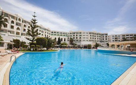 Tunisko - Hammamet letecky na 8-22 dnů, all inclusive