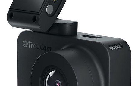 Autokamera TrueCam M5 Wi-Fi černá Autokosmetika Benecare Easyview s NANO technologií (zdarma)