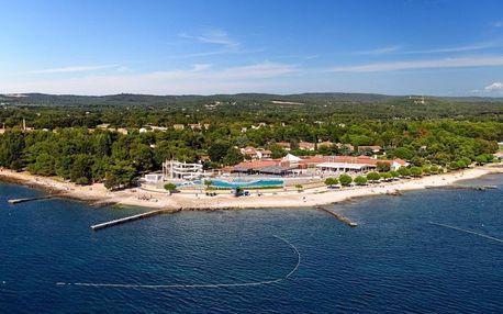 Chorvatsko - Rovinj na 7 až 10 dní, snídaně, bez stravy nebo polopenze s dopravou autobusem, Rovinj