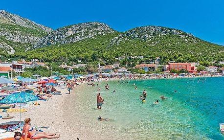 Chorvatsko - Jižní Dalmácie na 8 až 15 dní, bez stravy s dopravou autobusem, Jižní Dalmácie